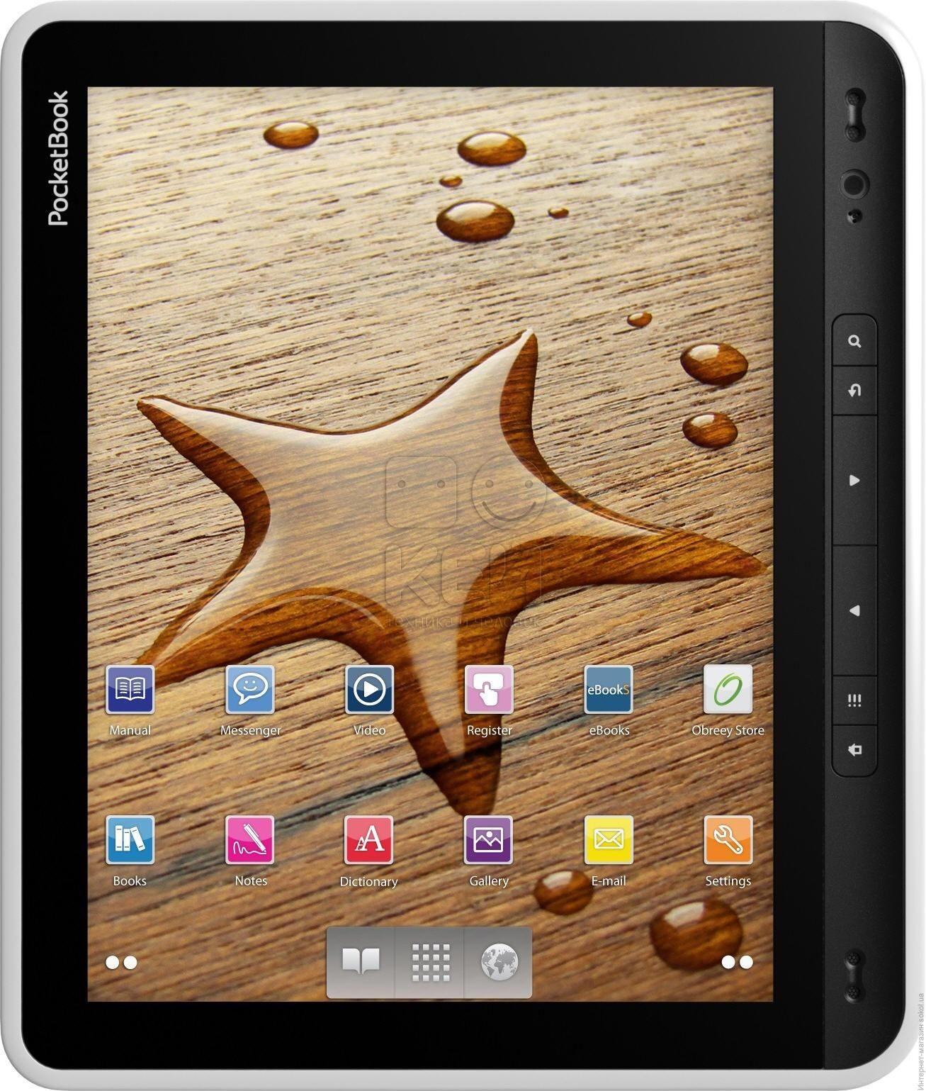 OS Android: Электронная книга Андроиде