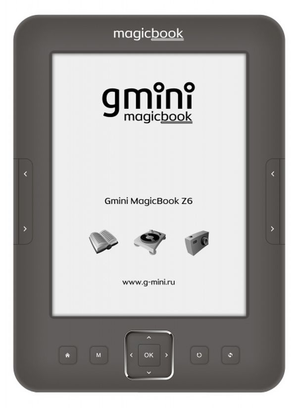 GMINI MAGICBOOK Z6 GRAPHITE
